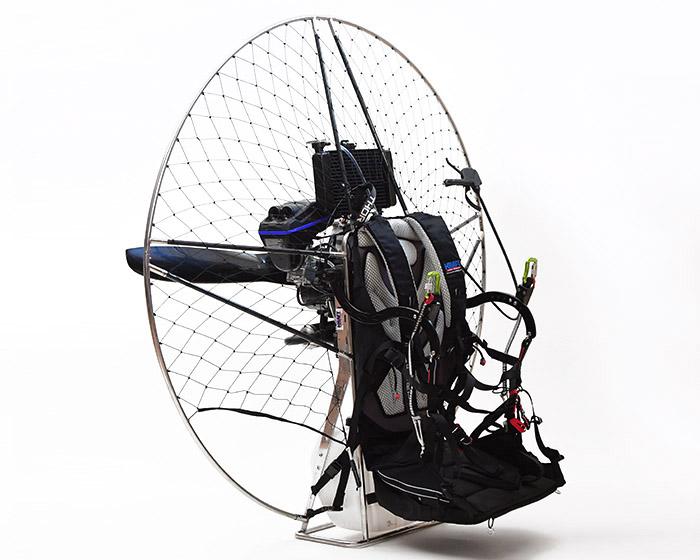 Paramotor Kraft - polini thor - paramotore - paramotor - parapente