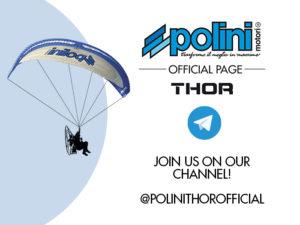 Polini Thor Telegram channel